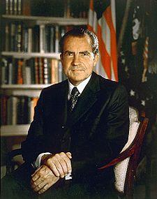 Richard Nixon - 37th President of the United States of America