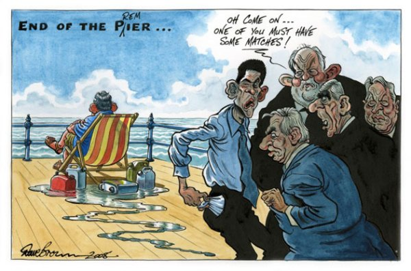 29 July 2008 Independent - Dave Brown