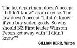 DomPost Letter Writers 28 July 2008