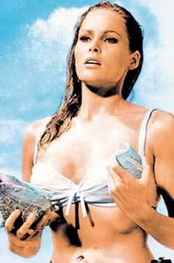 Ursula Andress - Honey Ryder - Doctor No