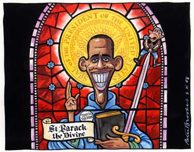 Peter Brookes - The Times - 6 November