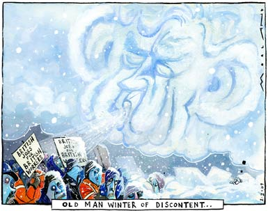 Morten Morland - The Times - February 3