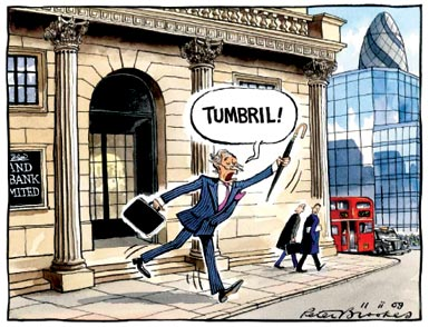Peter Brookes - The Times - February 11