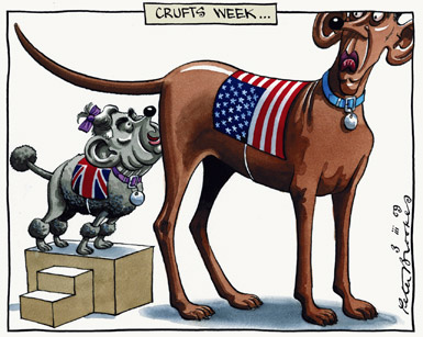 Peter Brookes - The Times - 3 March
