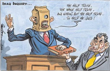 Dave Brown - The Independent - 25 June