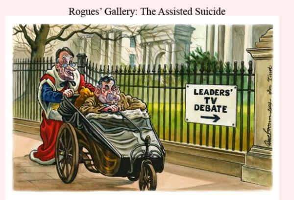Dave Brown - Independent - 1 August 2009