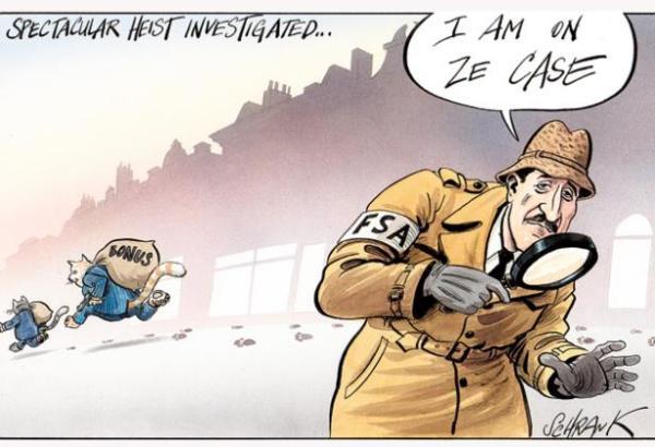 Schrank - The Independent - 13 August