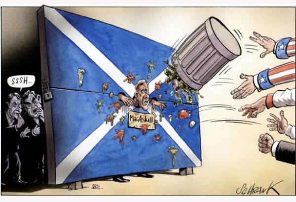 Schrank - The Independent - 24 August