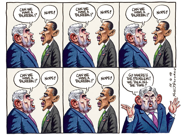 Peter Brookes - The Times - 25 September