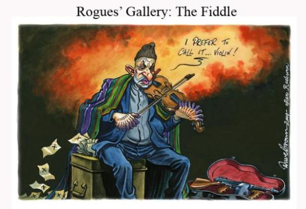 Dave Brown - Independent - 29 August