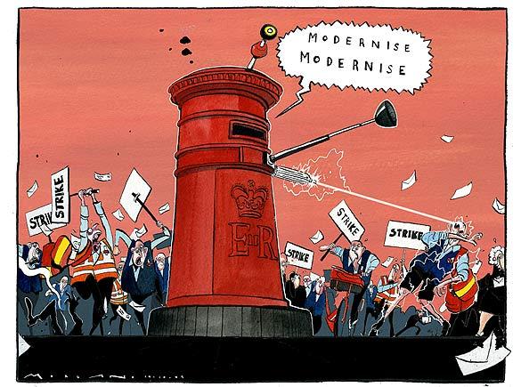 Morten Morland - The Times - 19 October