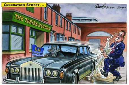 Dave Brown - The Independent - October 5