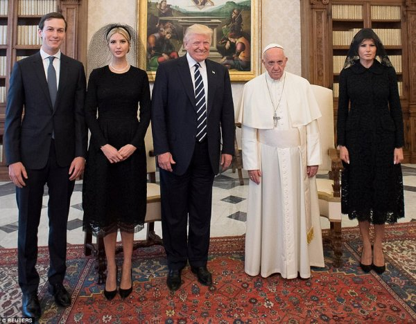 40C1F9B200000578-4538870-Earlier_in_the_day_Jared_and_Ivanka_joined_Trump_and_Melania_dur-a-78_1495662441158